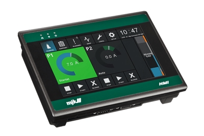 "HMI 7"" Touchscreen"