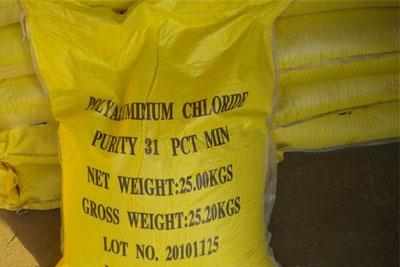 Poly Aluminium Chloride - PAC 31%